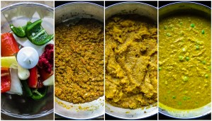 Steps to Making Curry