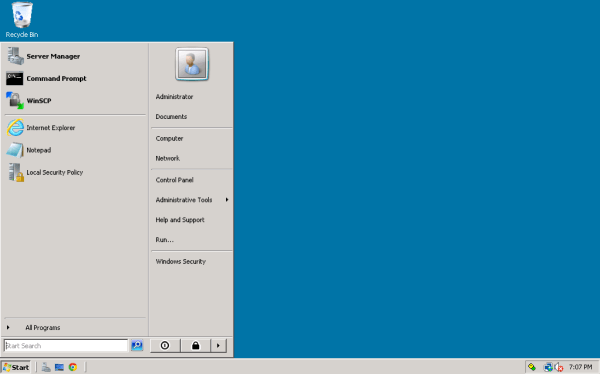 32-bit Windows Vps With Server 2008 Sp2 Solvps Hosting