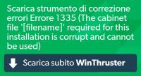 Come correggere un errore in Adobe Reader 1335