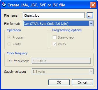 什麼是Jam STAPL Byte-Code Player?(Altera開發)
