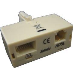 plug in splitter microfilter microfilter [ 1000 x 1000 Pixel ]