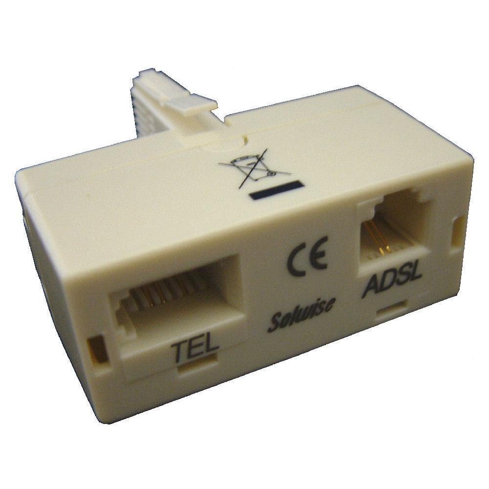 medium resolution of plug in splitter microfilter microfilter