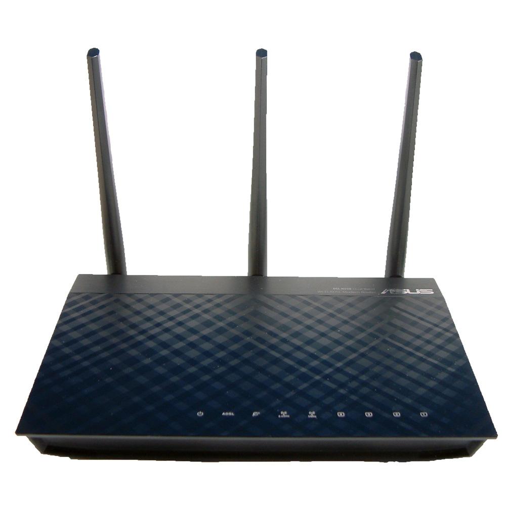 Solwise Asus Dual Band Wireless N600 Gigabit ADSL Modem