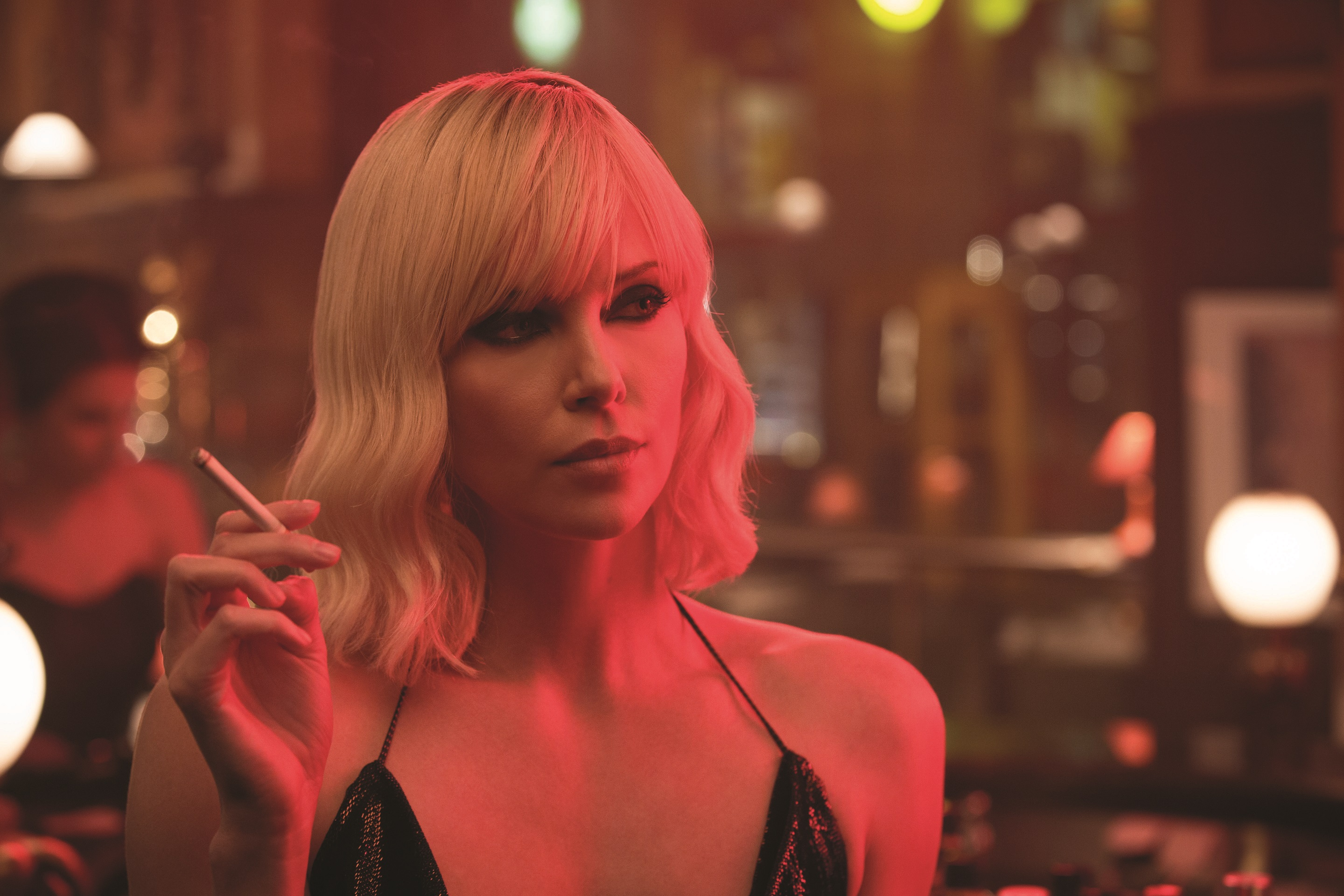 Atomic Blonde: What if James Bond were a Kick-Ass Female? - Solzy at the  Movies