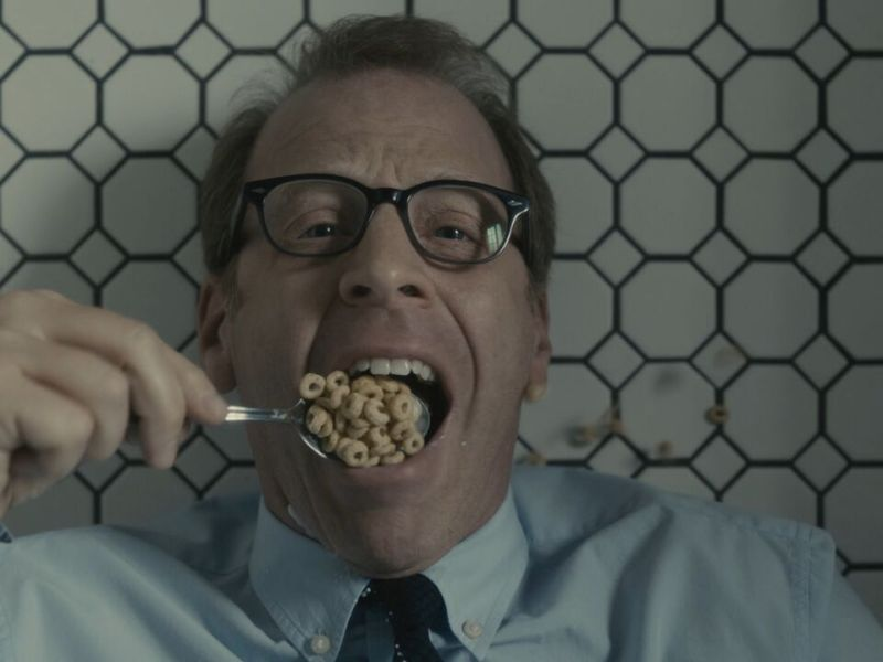 Paul Lieberstein as Fred in SONG OF BACK AND NECK.