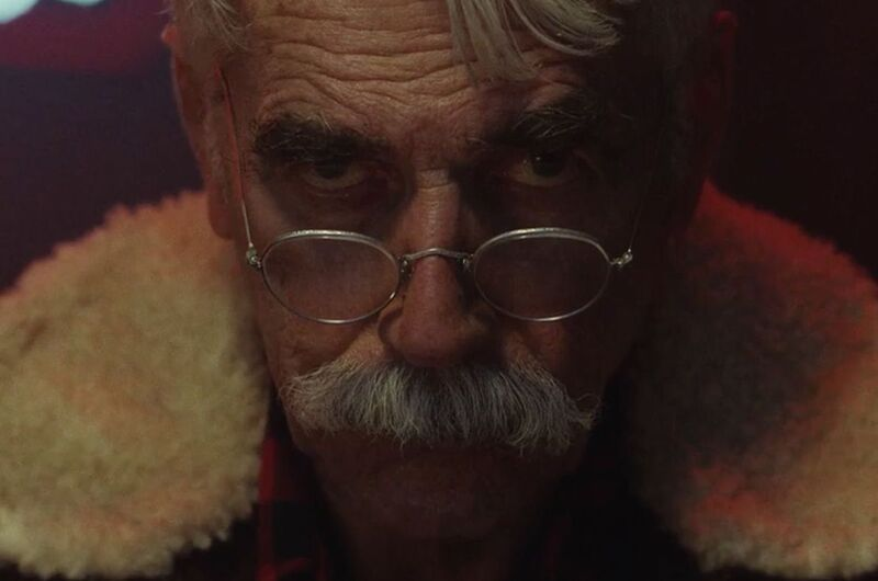 Sam Elliott in The Man Who Killed Hitler And Then The Bigfoot.