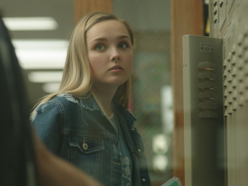Mia Rose Frampton in Hope Springs Eternal.
