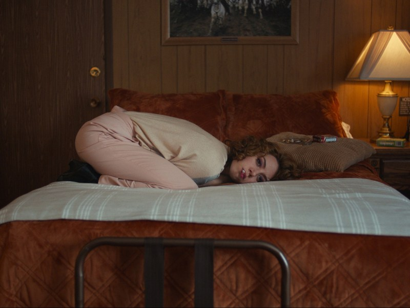 Aubrey Plaza as Lulu Danger in the comedy AN EVENING WITH BEVERLY LUFF LINN, a Universal Pictures Content Group film.