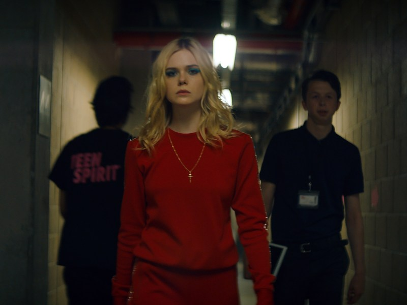 Elle Fanning in Teen Spirit.