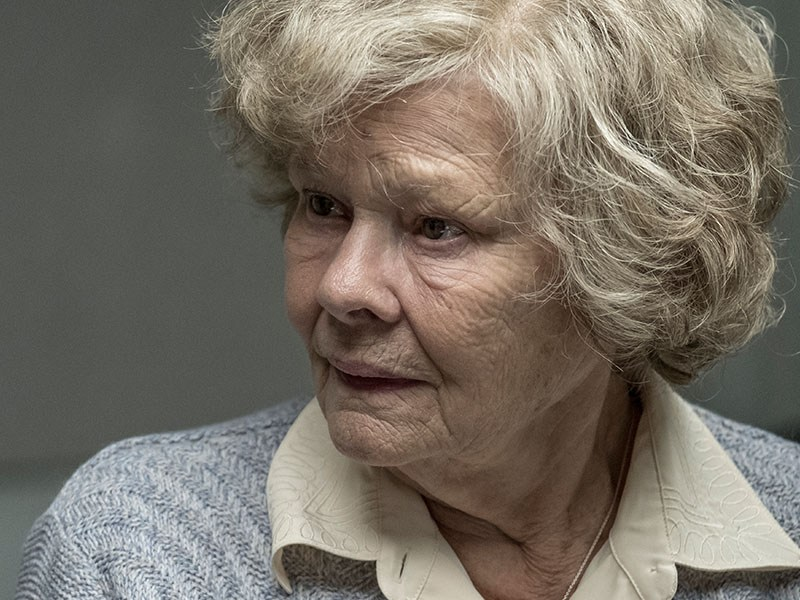 Dame Judi Dench in Red Joan.