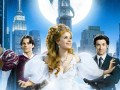 James Marsden, Amy Adams, and Patrick Dempsey in Enchanted.