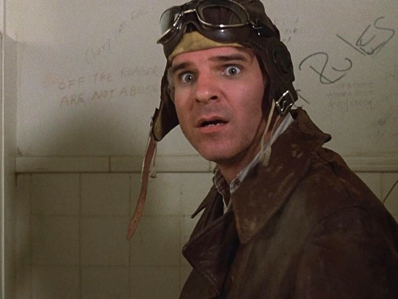 Steve Martin in The Jerk.