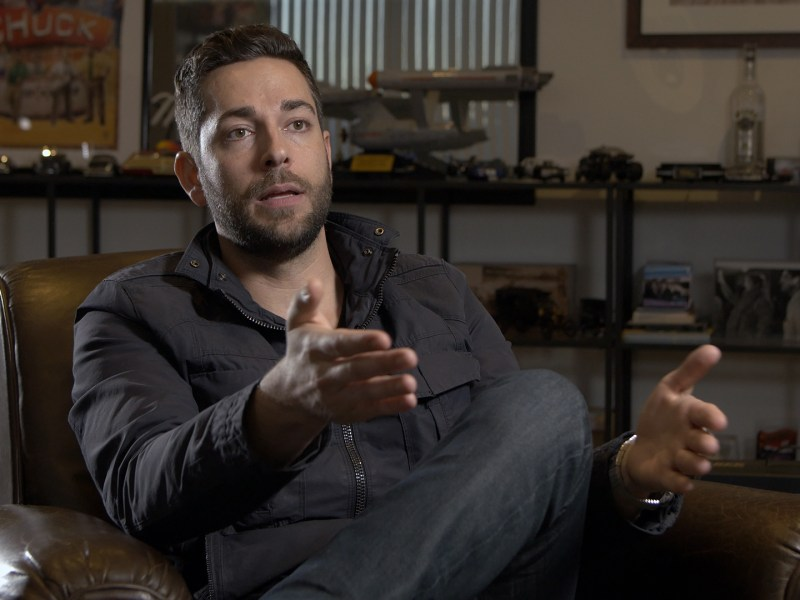 Chuck actor Zachary Levi appears in United We Fan.