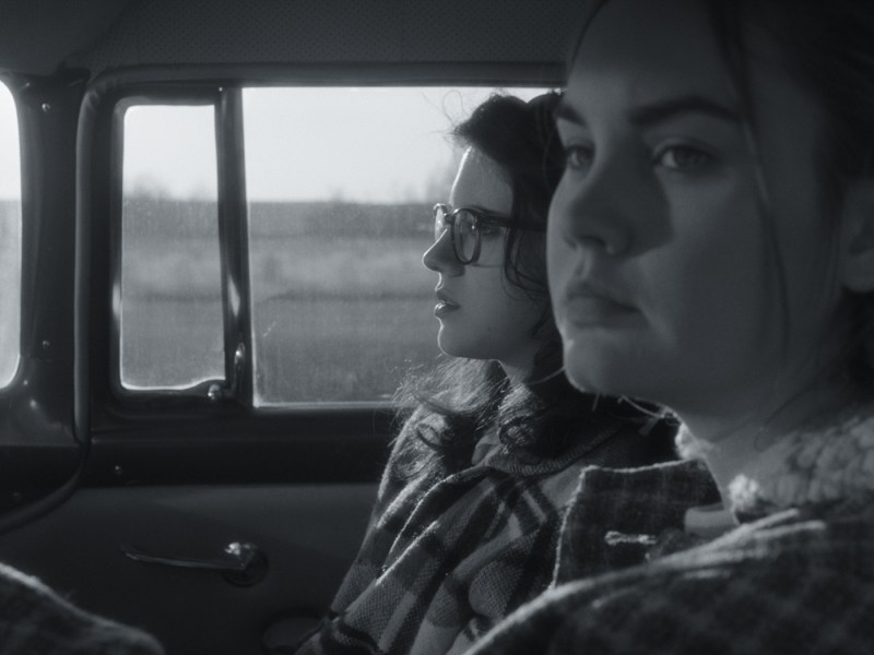 Kara Hayward and Liana Liberato appear in To the Stars by Martha Stephens, an official selection of the U.S. Dramatic Competition at the 2019 Sundance Film Festival.