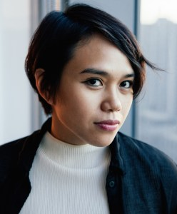 Mary Evangelista, director of Fran This Summer, an official selection of the Shorts Programs at the 2019 Sundance Film Festival.
