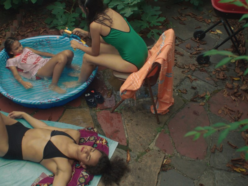 Zenobia Teague and Emilly Bessa appear in Fran this Summer by Mary Evangelista, an official selection of the Shorts Programs at the 2019 Sundance Film Festival.