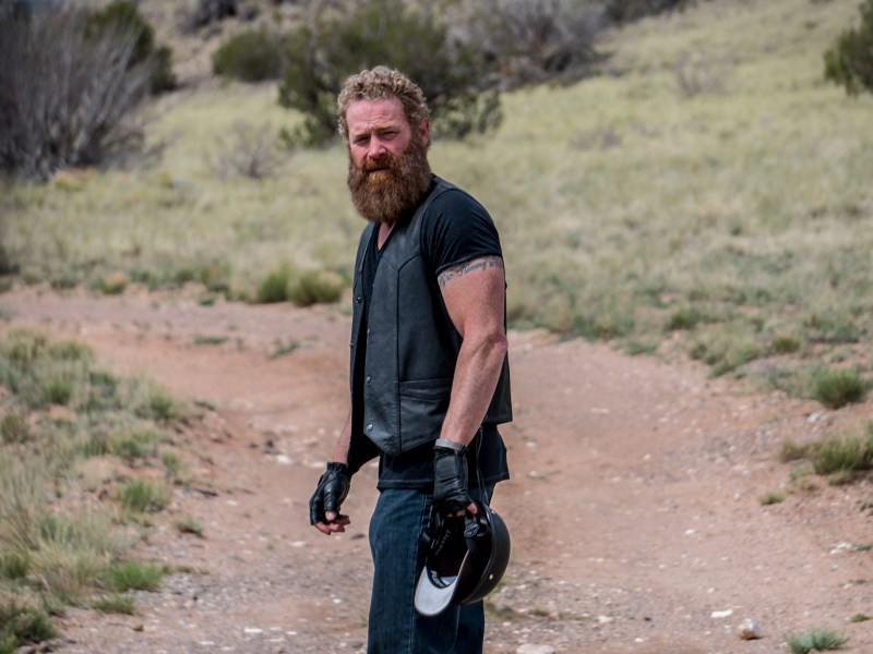 Max Martini in Sgt. Will Gardner.