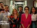 Manuel García Rulfo as Mario, Bruno Bichir as Antonio, Mariana Treviño as Flora, Miguel Rodarte as Ernesto, Cecilia Suárez as Eva, Ana Claudia Talancón as Ana in Perfectos Desconocidos (Perfect Strangers