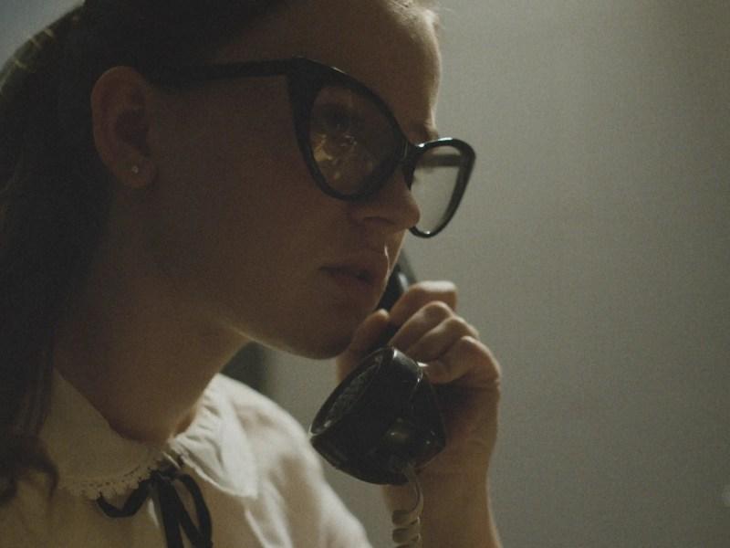 Sierra McCormick in The Vast of Night.