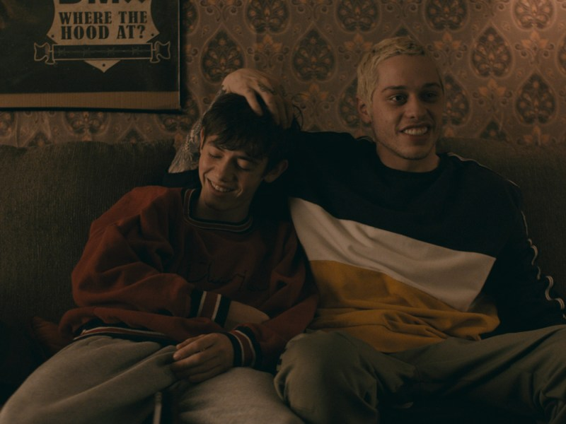 Griffin Gluck and Pete Davidson appear in Big Time Adolescence by Jason Orley, an official selection of the U.S. Dramatic Competition at the 2019 Sundance Film Festival.