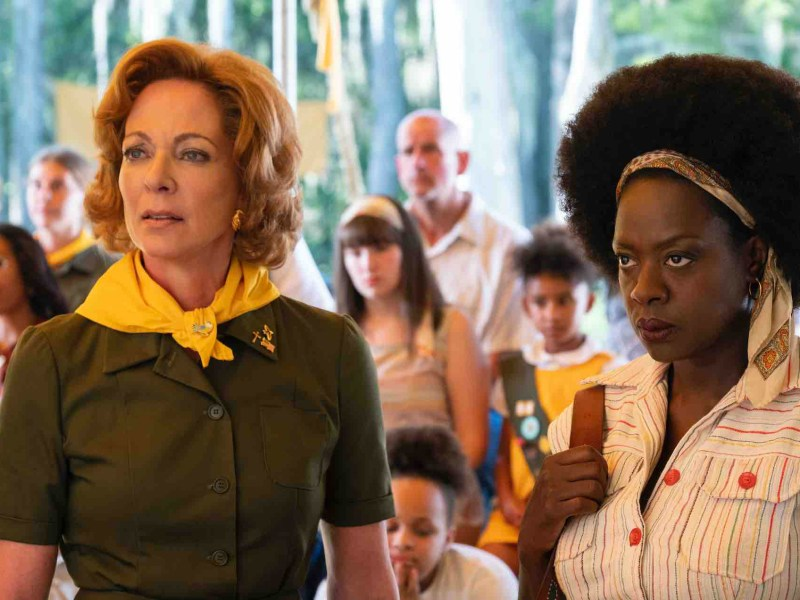 Allison Janney and Viola Davis appear in Troop Zero by Bert & Bertie, an official selection of the Premieres program at the 2019 Sundance Film Festival.