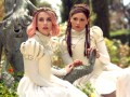 Emma Roberts and Eiza Gonzalez appear in Paradise Hills by Alice Waddington, an official selection of the NEXT Program at the 2019 Sundance Film Festival.