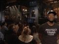 Don Cheadle introduces Gary Clark Jr. on Saturday Night Live.