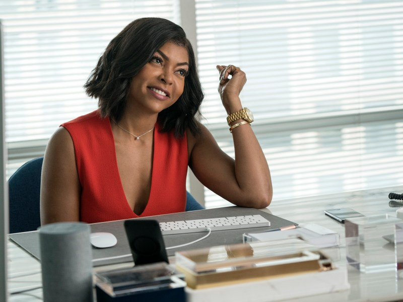 Taraji P. Henson in What Men Want from Paramount Pictures and Paramount Players.