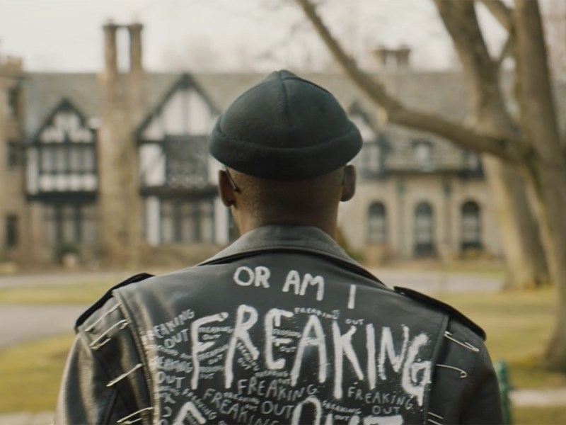 Ashton Sanders in Native Son