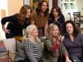 Wine Country. Back Row: Ana Gasteyer, Maya Rudolph, Rachel Dratch. Front Row: Paula Pell, Amy Poehler, Emily Spivey.