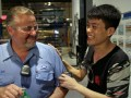 Rob Haerr and Wong He from American Factory.