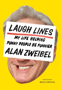 Laugh Lines by Alan Zweibel