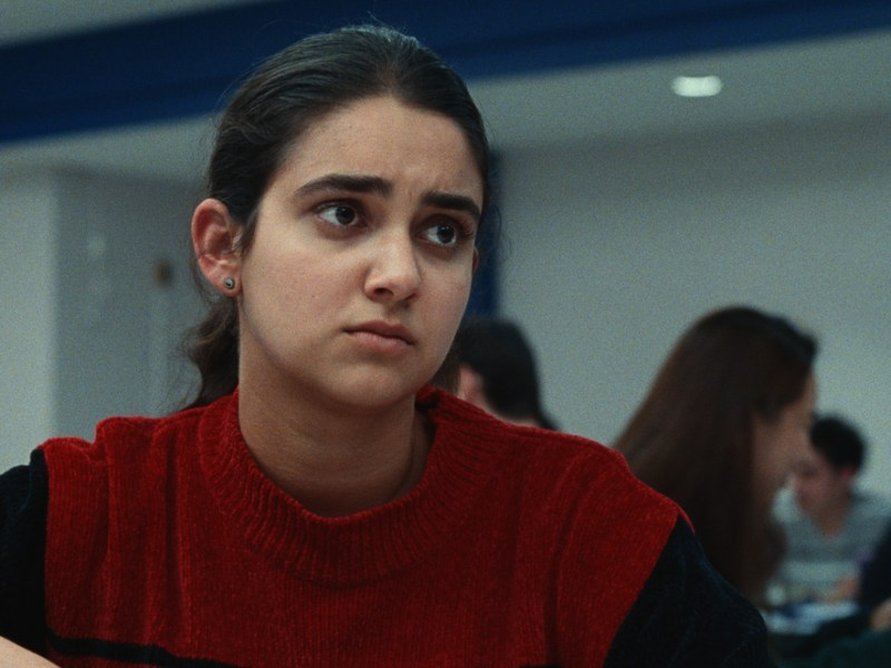 Geraldine Viswanathan in Bad Education.