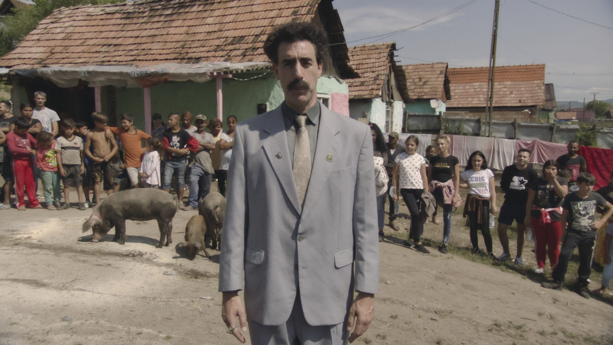 Borat Subsequent Moviefilm Is An October Surprise