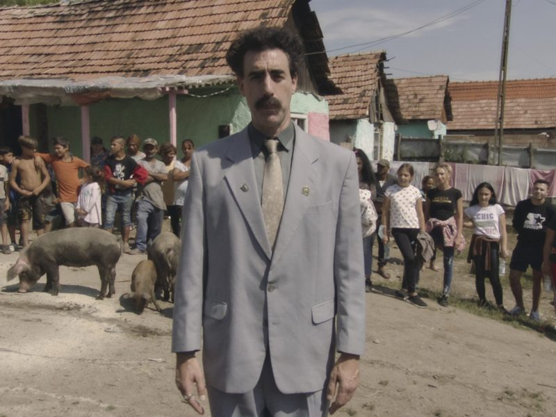 Borat Subsequent Moviefilm.