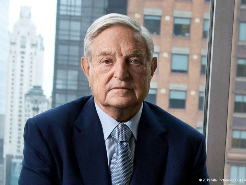 George Soros in Soros