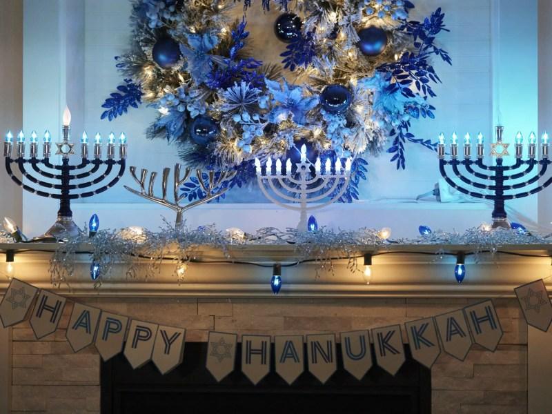 Love, Lights, Hanukkah
