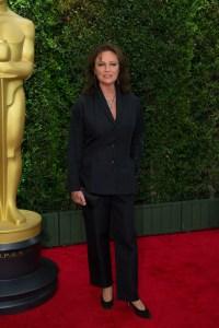 Jacqueline Bisset attends the 2013 Governors Awards.