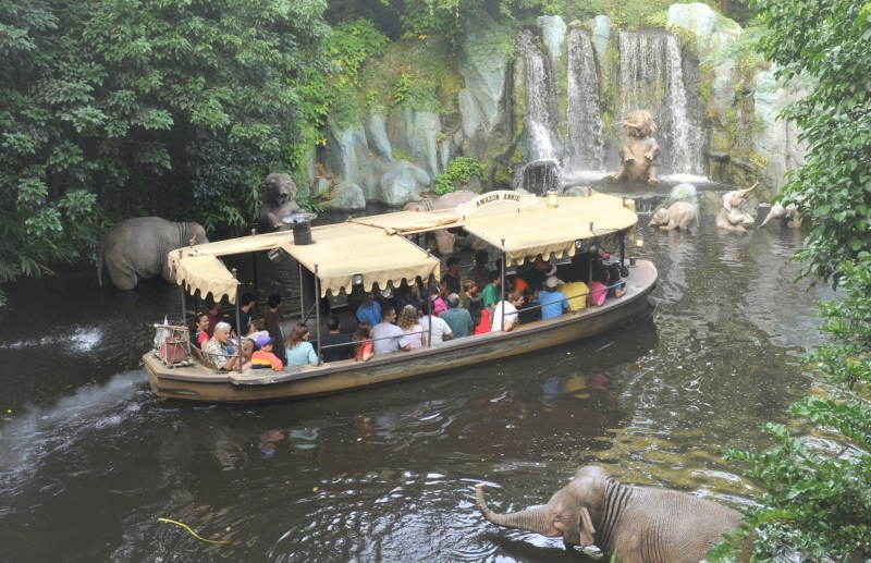 Jungle Cruise, Behind the Attraction