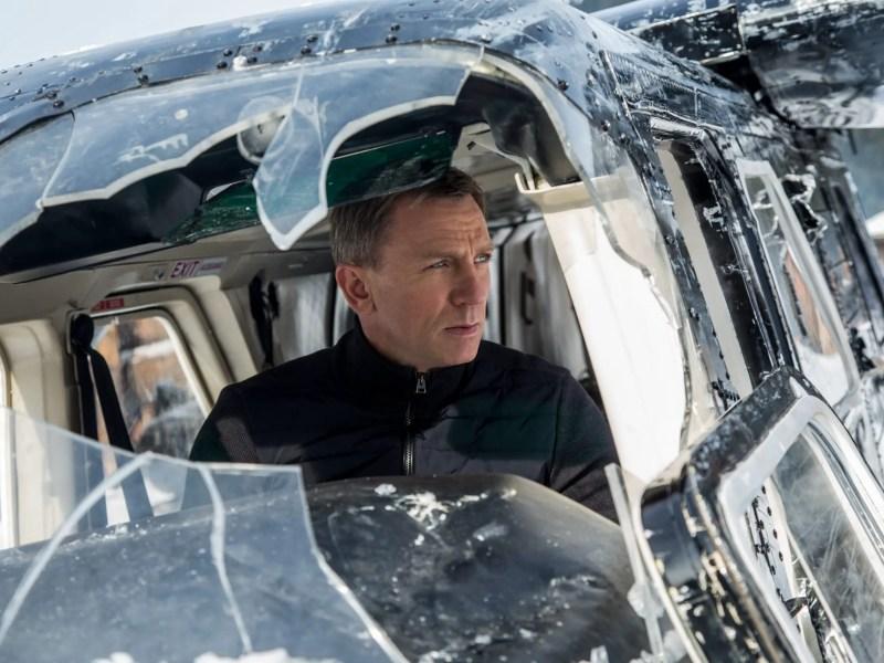 Daniel Craig in Spectre