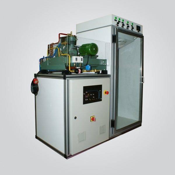 Simulador de Refrigeração