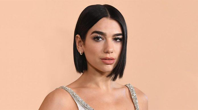 Dua Lipa photographs cover of new album - Somag News