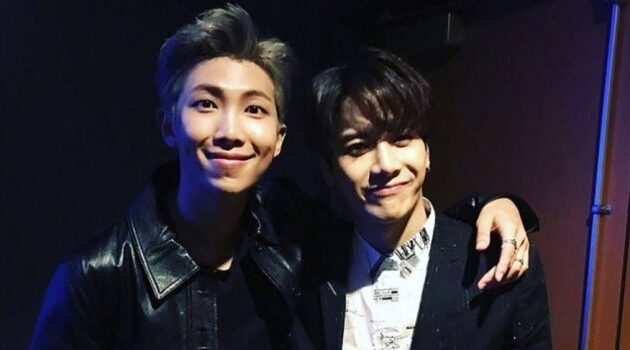 Jackson Wang talks about her friendship with RM - Somag News
