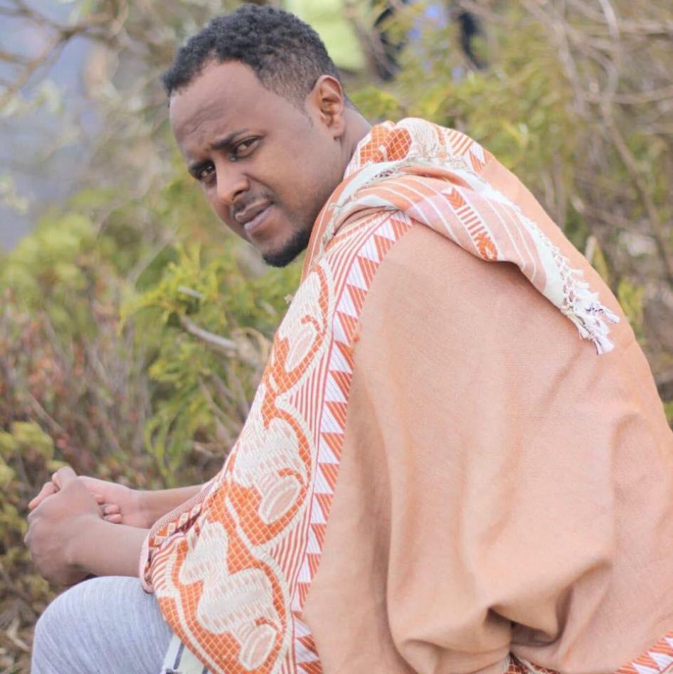 Abdirahman Abees.