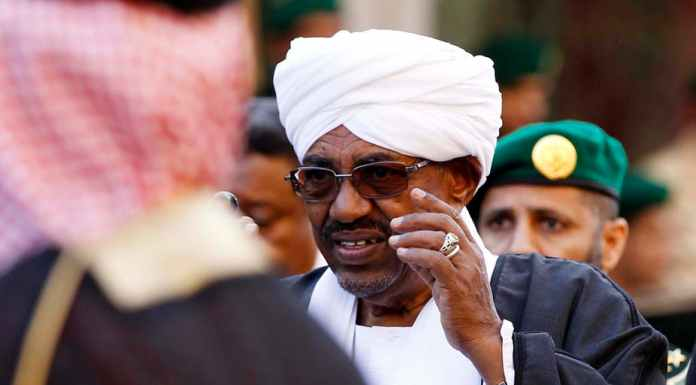 Sudan's Omar al-Bashir has resigned after three decades in power. AHMED YOSRI/EPA