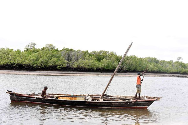 The government has banned fishing near the Somalia border over security concerns. PHOTO | FILE | NATION MEDIA GROUP