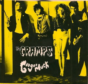 CrampsGoo, The Cramps, Kid Congo Powers, Lux Interior, Ivy Rorschach