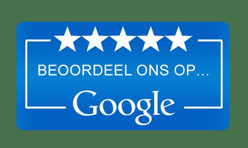 Beoordeling op Google
