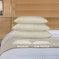 Natura Ultimate Latex Low Profile Pillow | Soma Organic ...