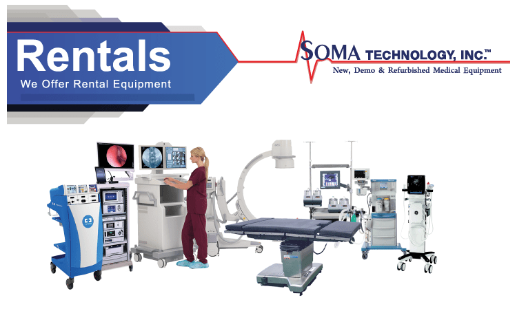 Rental Options from Soma Technology